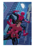 The Amazing Spider-Man No.562 Cover: Spider-Man, Peter Parker Posters by Mike McKone