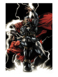Thor 607 Cover: Thor Art by Mico Suayan