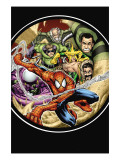 Marvel Adventures Spider-Man No.3 Cover: Doctor Octopus Prints by Patrick Scherberger