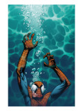 Ultimate Spider-Man No.130 Cover: Spider-Man Posters by Stuart Immonen