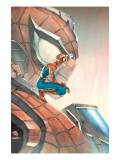 Mega Morphs No.3 Cover: Spider-Man Prints by Kang Lou