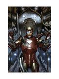 Iron Man: Director Of S.H.I.E.L.D. No.31 Cover: Iron Man Posters by Adi Granov