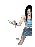 X-23 No.1 Cover: X-23 Art by Tan Billy