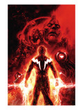 Annihilation: Conquest 3 Cover: Adam Warlock Prints