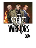 Secret Warriors 7 Cover: Nick Fury Prints by Jim Cheung