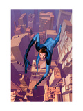 Ultimate Fantastic Four No.10 Cover: Mr. Fantastic Posters by Stuart Immonen
