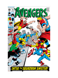 Avengers No.70 Cover: Hyperion Posters by Buscema Sal