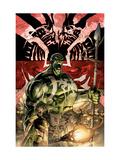 Incredible Hulk No.84 Cover: Hulk Print by Andy Brase