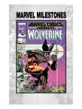 Wolverine No. 1 Cover: Wolverine Prints by Walt Simonson