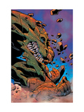 Fantastic Four 518 Cover: Thing Prints by Mike Wieringo
