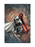 Avengers: The Initiative 25 Cover: Task Master and The Hood Prints by Humberto Ramos