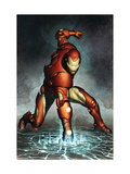 Iron Man 76 Cover: Iron Man Affiches