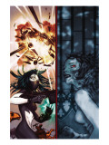 Amazing Fantasy 10 Cover: Scorpion and Vampire By Night Posters by James Jean