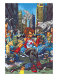 Arana 3 Cover: Arana Prints by Mark Brooks