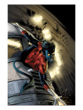 Nightcrawler No.5 Cover: Nightcrawler Prints by Land Greg