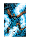 Ultimate Fantastic Four 4 Cover: Thing Affiches par Adam Kubert