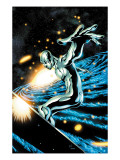 Silver Surfer 12 Cover: Silver Surfer Posters