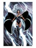 X-Men: Worlds Apart 1 Cover: Storm Affiches par Campbell J. Scott