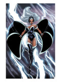 X-Men: Worlds Apart 1 Cover: Storm Prints by J. Scott Campbell