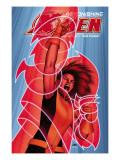 Astonishing X-Men No.21 Cover: Armor Posters by John Cassaday