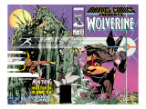 Marvel Comics Presents Wolverine 1 Cover: Wolverine Print by Walt Simonson