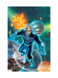 Fantastic Four No.522 Cover: Storm and Johnny Posters by Mike Wieringo