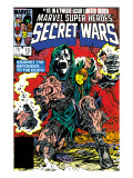 Secret Wars No.10 Cover: Dr. Doom Print by Mike Zeck