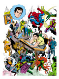 Marvel Visionaries: John Romita: Spider-Man Posters by John Romita Sr.