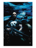 Punisher 31 Cover: Punisher Prints by Tim Bradstreet