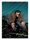 Marvel Must-Haves Wolverine No.20-22 Cover: Hand and Wolverine Prints by Romita Jr. John