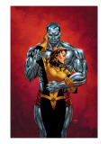 Astonishing X-Men 6 Cover: Colossus, Shadowcat, Pryde and Kitty Prints by John Cassaday
