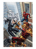 Marvel Adventures Spider-Man 42 Cover: Spider-Man Prints by Michael Ryan