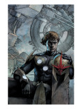 Nova 11 Cover: Nova Prints by Alex Maleev