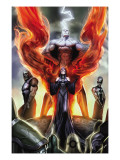 Realm of Kings Inhumans 1 Cover: Medusa, Karnak and Gorgon Prints by Seijic Stejpan
