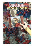 Spider-Man Loves Mary Jane 15 Cover: Spider-Man, Peter Parker, and Mary Jane Watson Prints by Miyazawa Takeshi