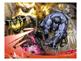 X-Men: Endangered Species One-Shot 1 Group: Beast Prints by Scot Eaton