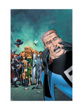 Great Lakes Avengers No.2 Cover: Flatman Prints by Paul Pelletier