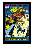 The Amazing Spider-Man 110 Cover: Spider-Man and Gibbon Prints by John Romita Sr.