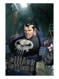 Punisher War Journal No.10 Cover: Punisher Poster