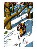 Classic X-Men No.23: Wolverine Prints by John Bolton