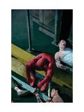 Daredevil No.504 Cover: Daredevil Posters by Esad Ribic