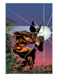 Marvel Comics Presents Wolverine No.1 Cover: Wolverine Print by Walt Simonson