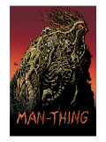 Man-Thing 2 Cover: Man-Thing Affiches par Kyle Hotz