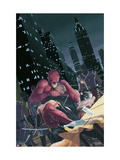 Daredevil 501 Cover: Daredevil Print by Ribic Esad