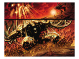 Nova 12: Marvel Universe Posters by Paul Pelletier