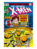 Uncanny X-Men No.123 Cover: Arcade Poster by Byrne John
