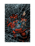 Avengers Classic 11 Group: Spider-Man, Giant Man and Wasp Affiches par Arthur Adams