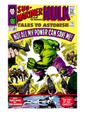 Tales to Astonish 75 Cover: Hulk Posters by Vince Colletta