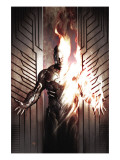 Human Torch Comics 70th Anniversary Special 1 Cover: Human Torch Prints by Granov Adi