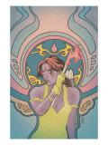 Exiles No.2 Cover: Blink Poster von J.D. Cuban